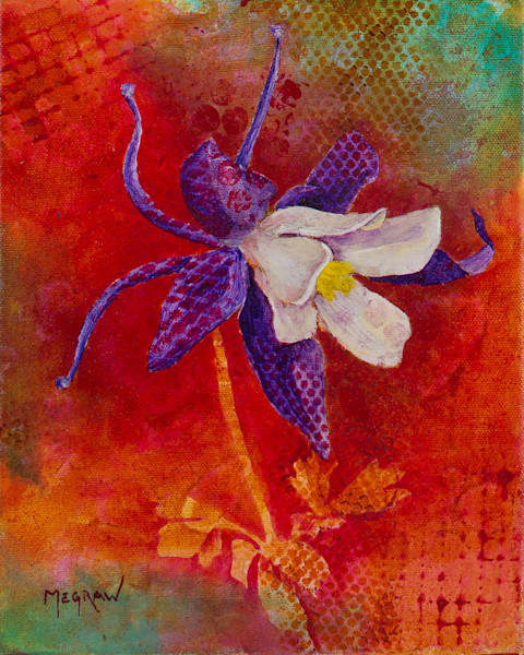 Columbine II by Pat Megraw