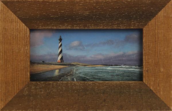 Hatteras Calm Micro Mini Print Framed for Sale