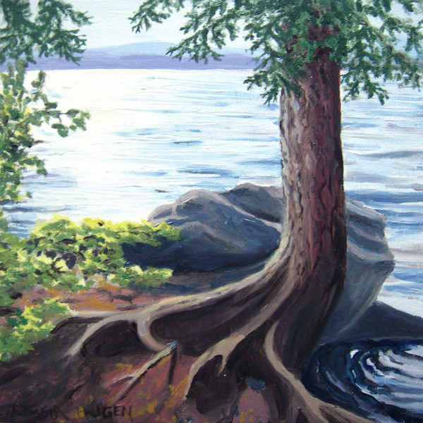 Shop for Tree Art by Natasha Bogar - Original Paintings and Fine Art Prints