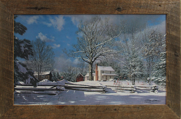 New Blanket Enhanced Canvas Transfer Art Print for Sale