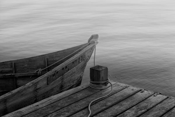 Fine Art Photograph - Docked