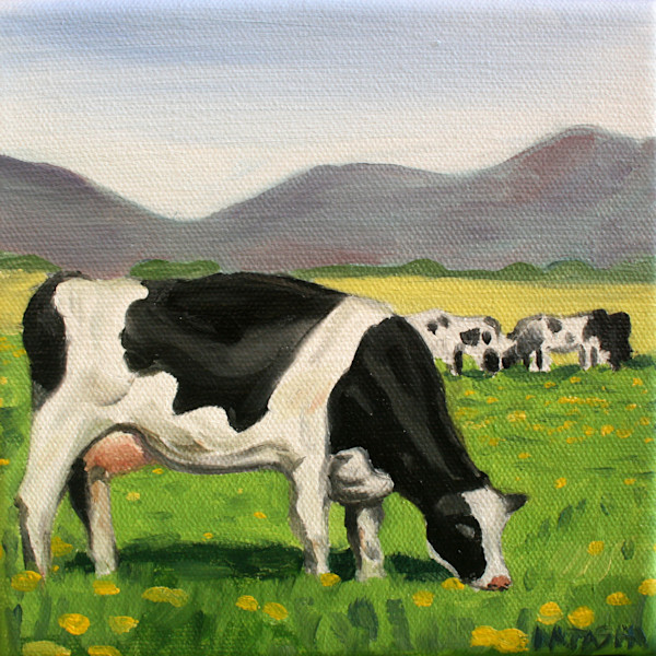 Cow III Art for Sale