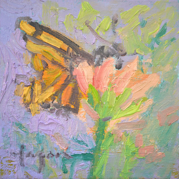 Monarch Butterfly Fine Art Print by Dorothy Fagan