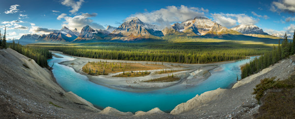 Athabasca Bends