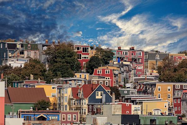 The Old City - St. John's