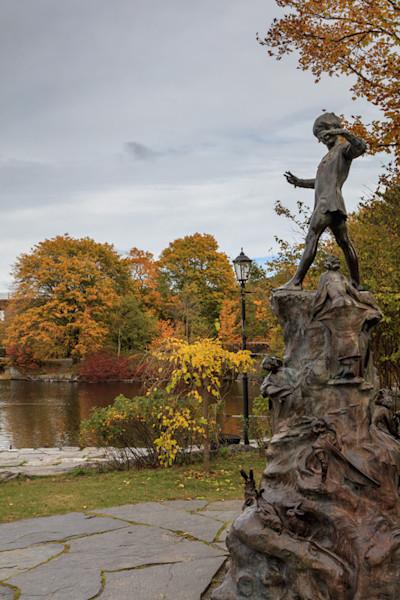 A Watchfull Eye - Bowring Park - Peter Pan