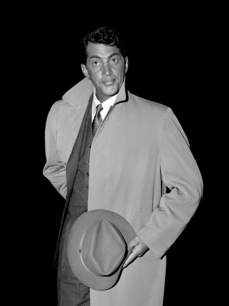 Dean Martin, Ada behind the scenes