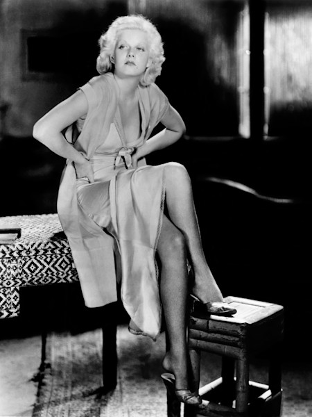 Jean Harlow, Hold Your Man