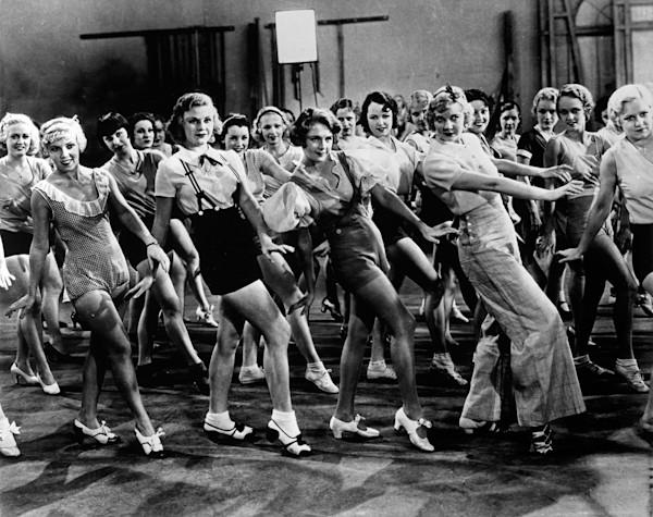 42 Street, Cast of the 1933 Film