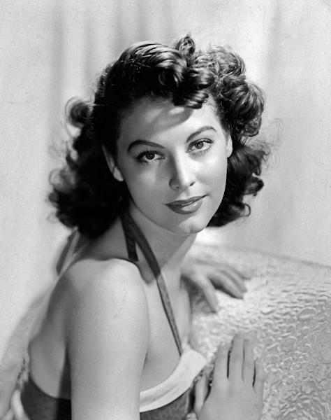 Ava Gardner 1940