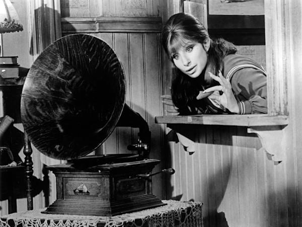Barbra Streisand as Fanny Brice