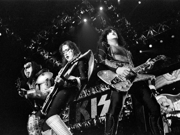 Kiss, On Stage Limited Edition Print