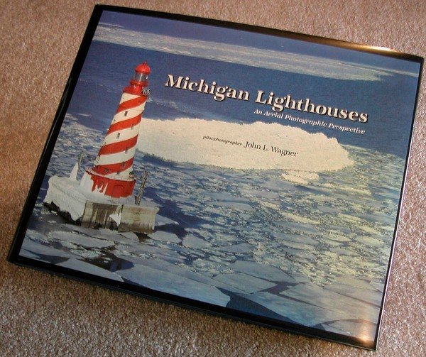 Michigan Lighthouses, An Aerial Photographic Perspective