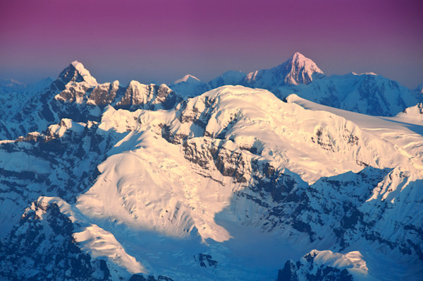 Alaska Range - 8213