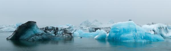Iceland Jokulsarlon Lagoon - Fine Art Photography