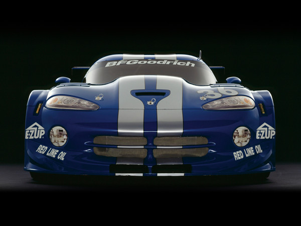 Dodge Viper GT, 2006, Front View, by Rick Graves, Limited Edition Print