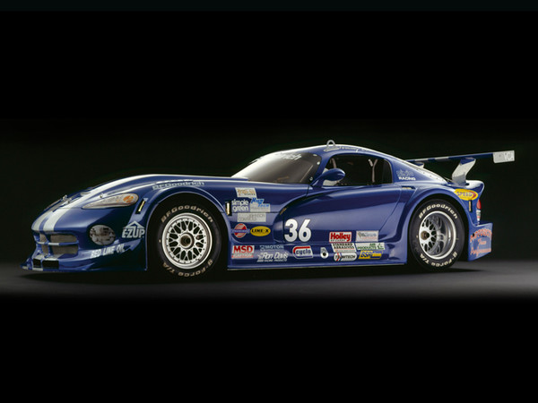 Dodge Viper GT, 2006, Side View, by Rick Graves, Limited Edition Print
