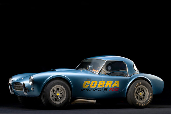 Shelby Cobra CSX 2019 Side View by Boyd Jaynes