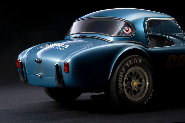 Shelby Cobra CSX 2019 Rear View by Boyd Jaynes