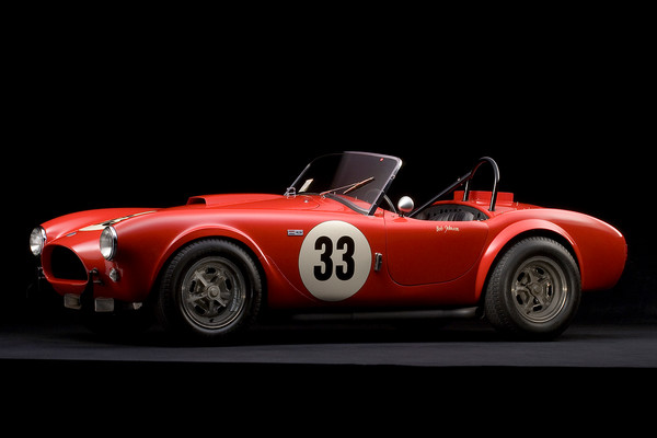 Shelby Cobra CSX 2026 Side View by Boyd Jaynes