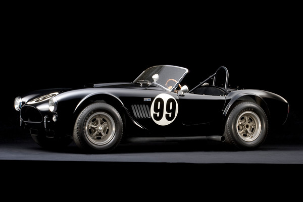Shelby Cobra CSX 2137 Side View by Boyd Jaynes