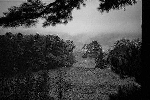 Mist of Valley Forge Limited Edition Signed Fine Art Landscape Photograph by Melissa Fague
