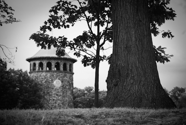 Rockford Tower 2 Limited Edition Signed Fine Art Landscape Photograph by Melissa Fague