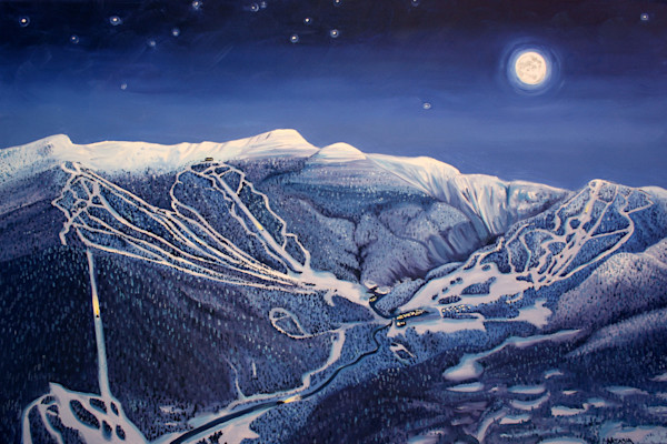 Stowe Night Lights Art for Sale