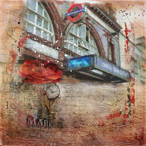 Camden Town Station | Nicky Jameson