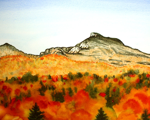 Camel's Hump October Art for Sale