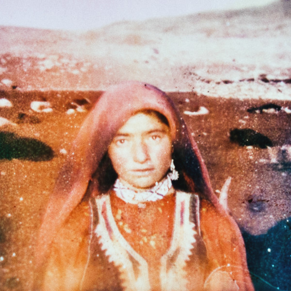 Wakhi Girl - Photography by Varial Cédric
