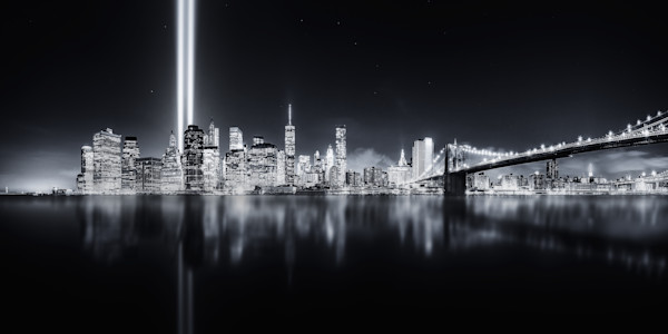 Unforgettable 9-11 BW