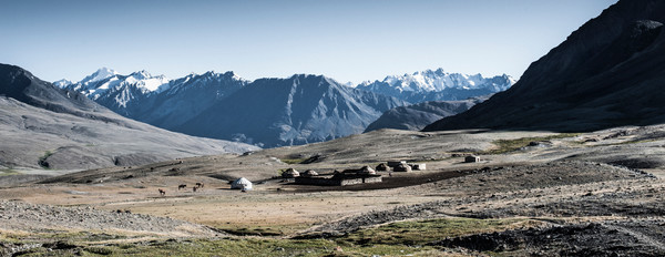 Kashch Goz - Afghanistan - Photography by Varial