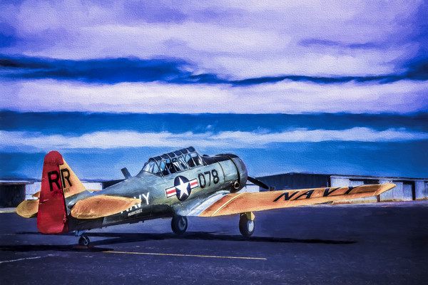 More WW2 Warbirds Art Print on metal, canvas or paper, fleblanc