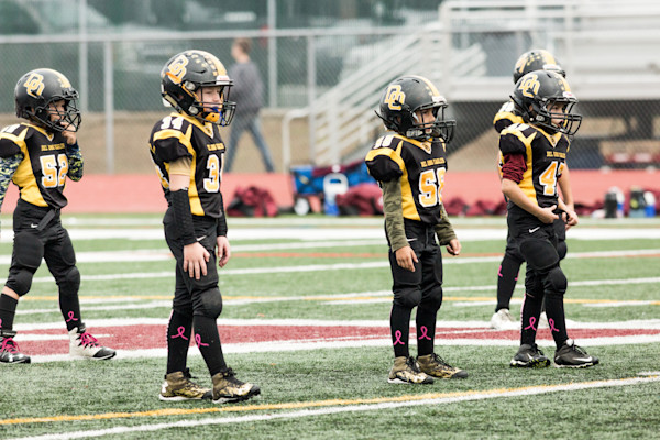 do vs woodcreek mighty mites playoff game