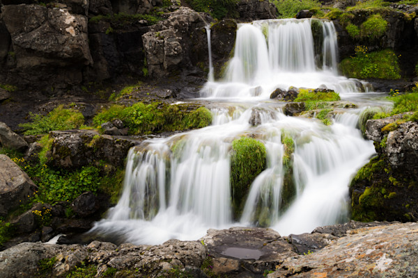 Beautiful Waterfall Photographs - Fine Art Prints Available on Metal and Fine Art Papers