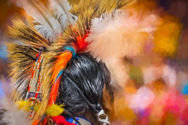 Headdress Western Decor Traditional|Wall Decor fleblanc