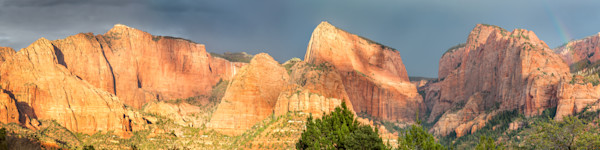 Kolob Canyon, Utah, USA