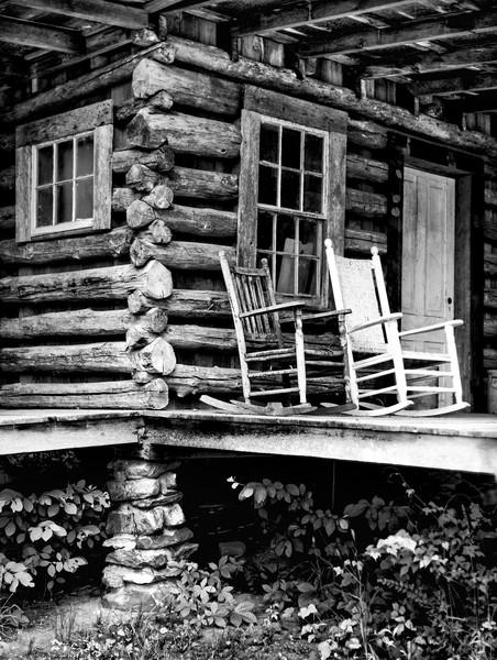 High Rise Log Cabin