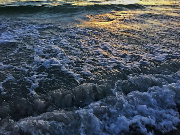Sunsets and Sea Foam