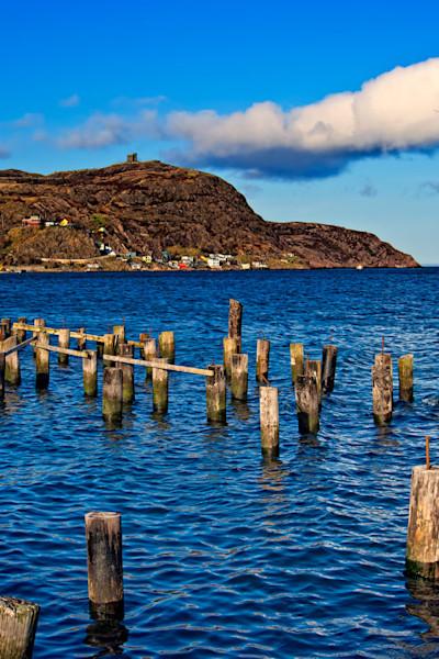 Finger Docks - Signal Hill