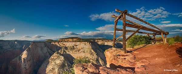 Cable Mountain Panoramic