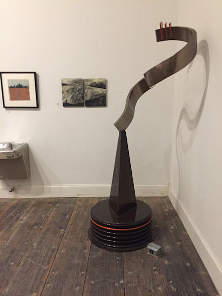 Sculpture by artist Hunter Brown. Buy sculptures by arkansas artists at Matt McLeod Fine Art Gallery
