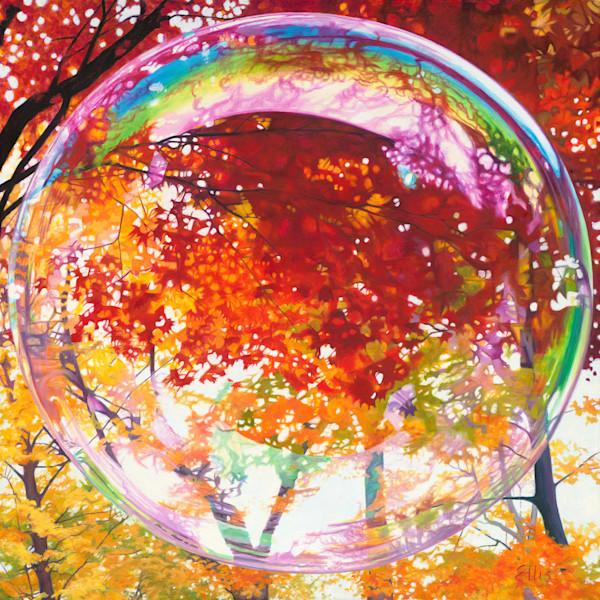 Blazing Bubble