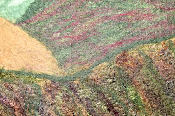 Autumn Vineyard | FeltinArt