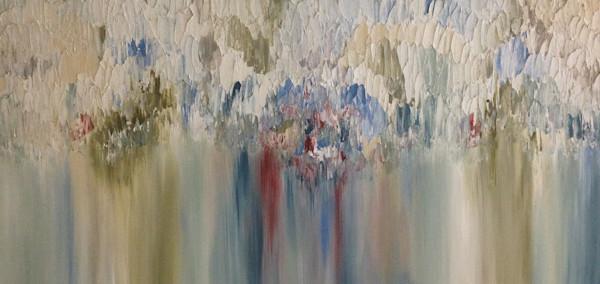 Untitled 486 by Sanjay B Patel | SavvyArt Market original acrylic painting