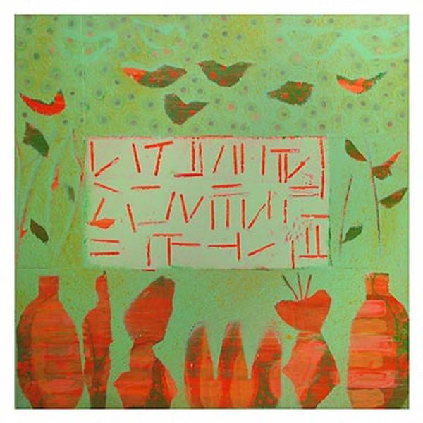 Egyptian Garden Series-Language