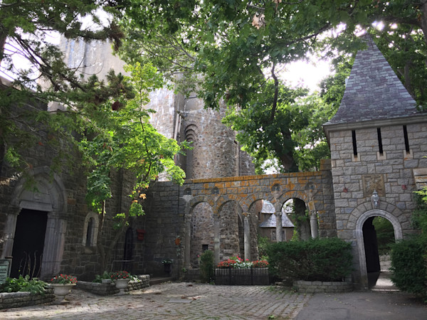 Hammond Castle, New England Views, Mark Kanegis