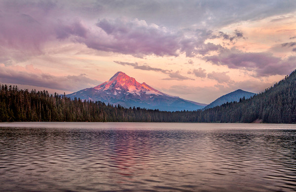 Mt. Hood at Lost Lake