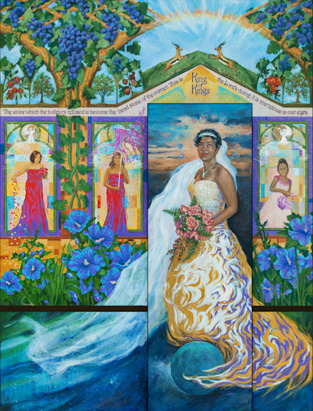 """""""The Bride Of Christ"""" by Bruce Weeks 
